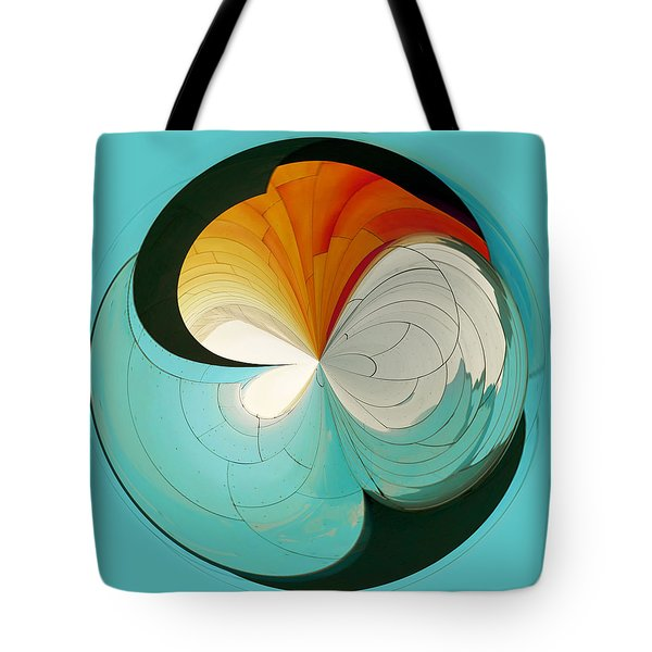 Tote Bag featuring the photograph Emp Inspired by Sonya Lang