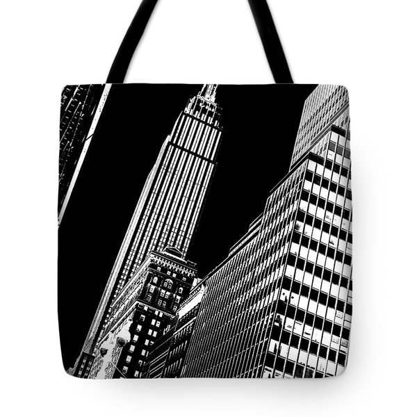 Empire Perspective Tote Bag