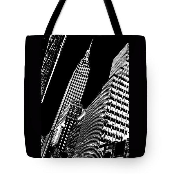 Empire Perspective Tote Bag
