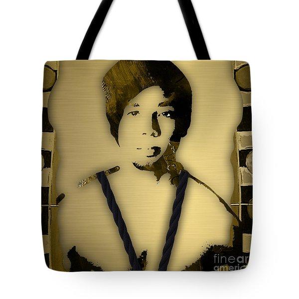 Empire's Jussie Smollett Jamal Lyon Tote Bag