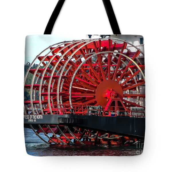 Empress Of The North Tote Bag