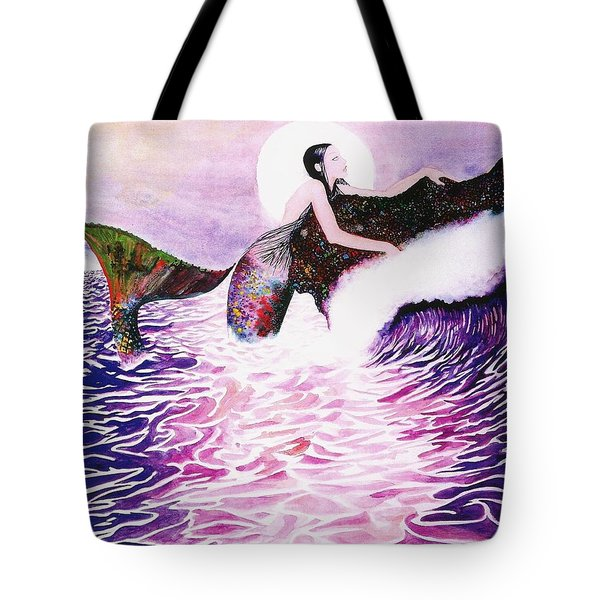 Empress Of The Sea Tote Bag