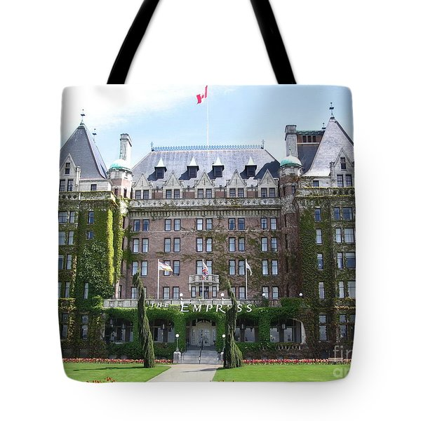 Empressed By Royalty Tote Bag
