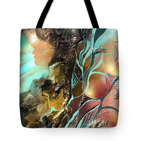 Emprise Tote Bag by Francoise Dugourd-Caput