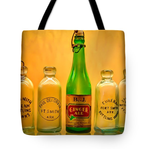 Empties Tote Bag by James Barber