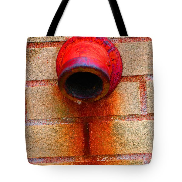 Tote Bag featuring the photograph Empty by Christiane Hellner-OBrien