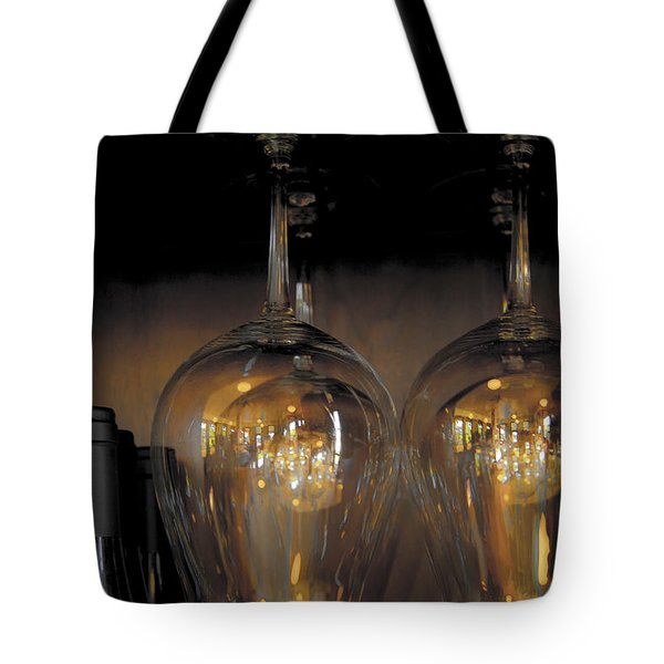 Empty Tote Bag by Jean Noren