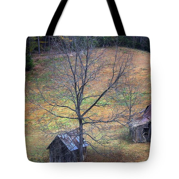 Tote Bag featuring the photograph Empty Nest by Faith Williams