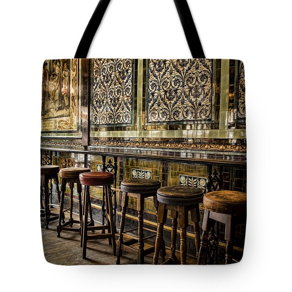 Empty Pub Tote Bag