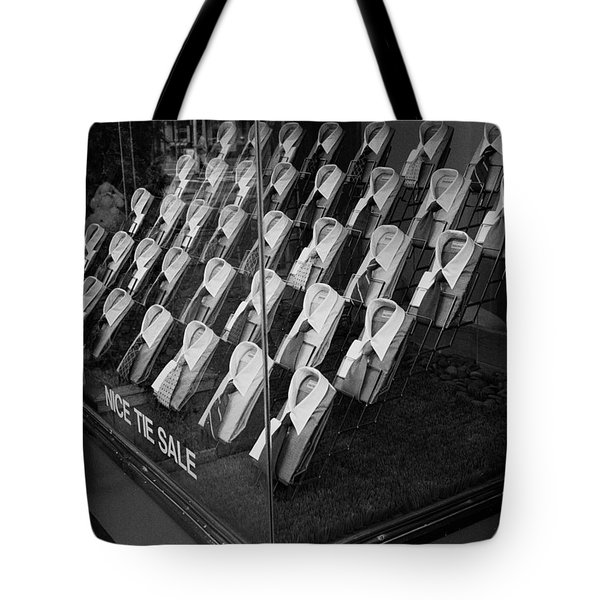 Empty Shirts Tote Bag