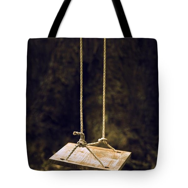Empty Swing Tote Bag