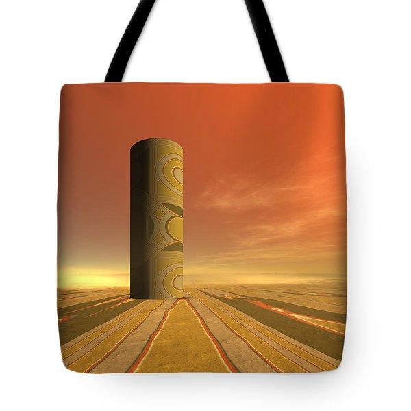 Empty Vase Tote Bag