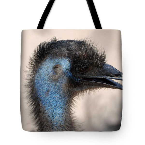 Emu Tote Bag by DejaVu Designs
