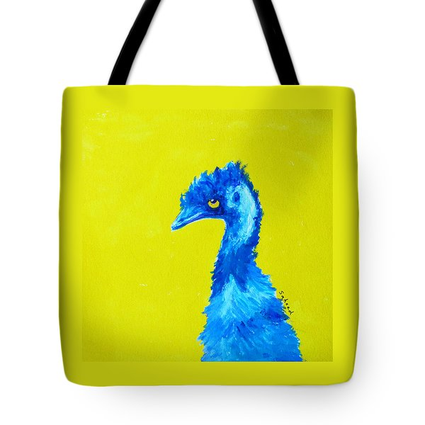 Emu Gold Tote Bag