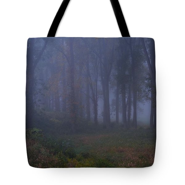 Enchanted Forest Two Tote Bag