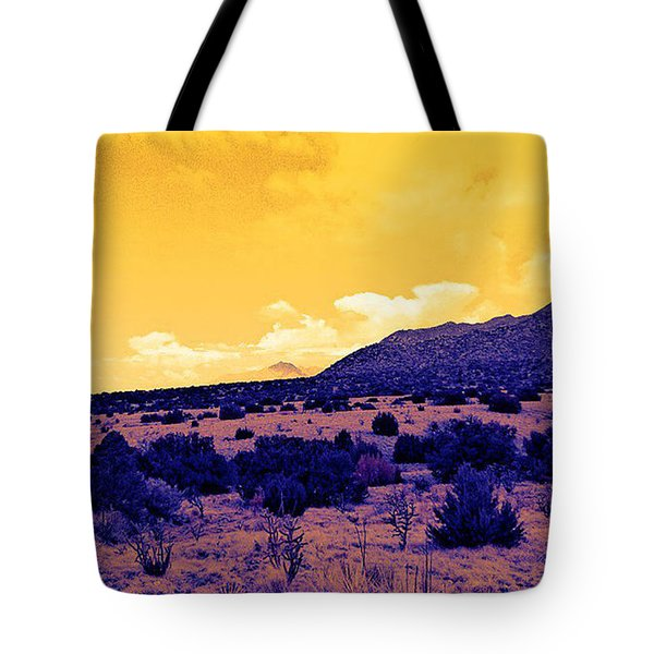 Enchanted Ride Tote Bag
