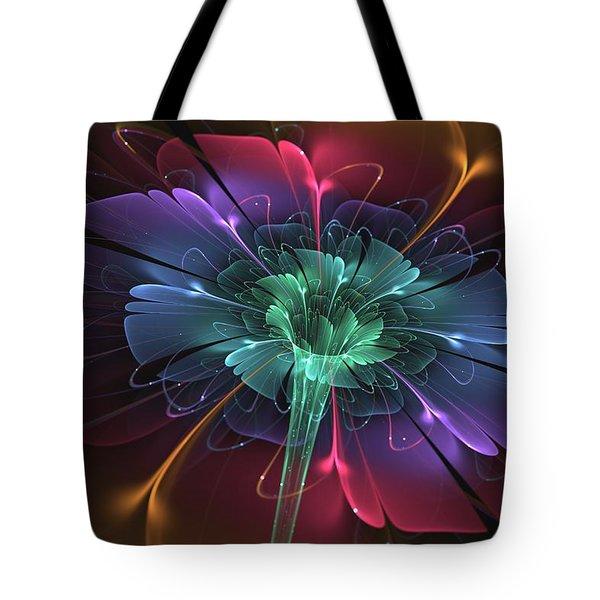 Enchanted Tote Bag by Svetlana Nikolova