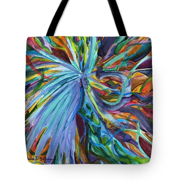 Enchanted Way Tote Bag