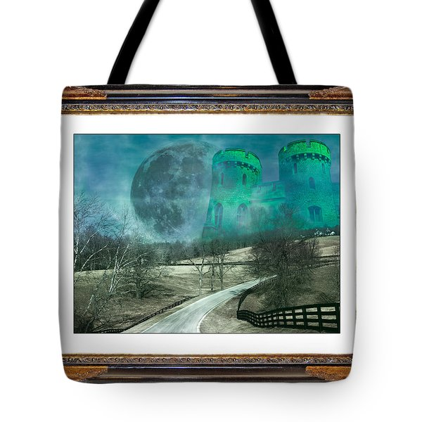 Enchanting Evening With Oz Tote Bag by Betsy Knapp