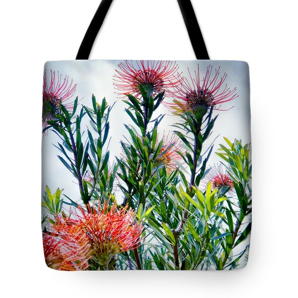 Enchanting Gardens 42 Tote Bag by Dawn Eshelman
