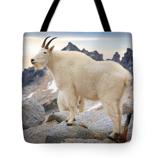 Enchantment Goat Tote Bag