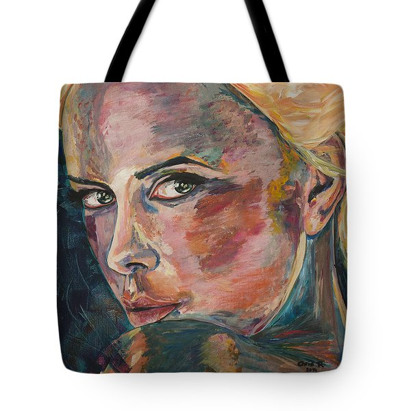 Enchantress Of Florence Tote Bag