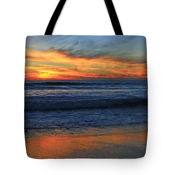 Swamis Skyburst 21x40 Inches Tote Bag