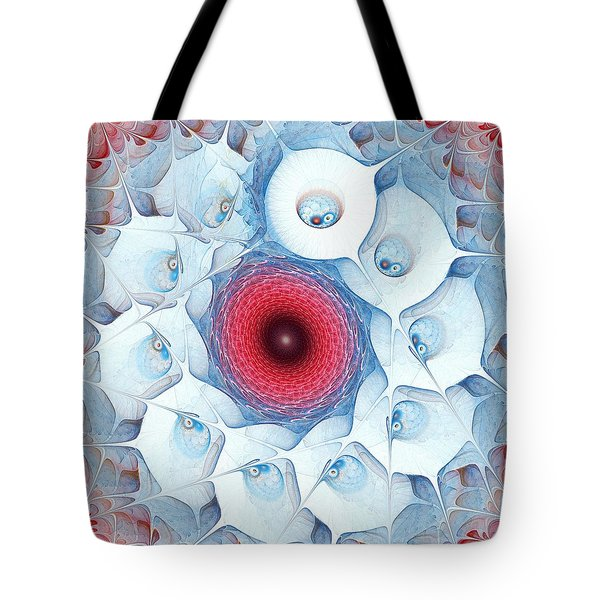 Encircle Tote Bag by Anastasiya Malakhova