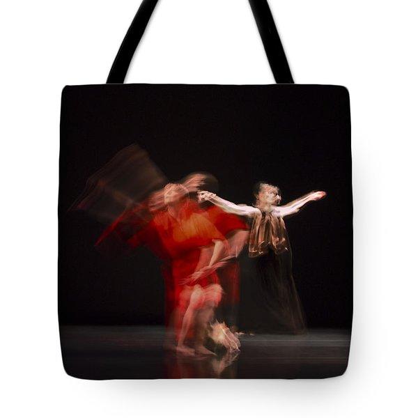 Encore 10 Tote Bag