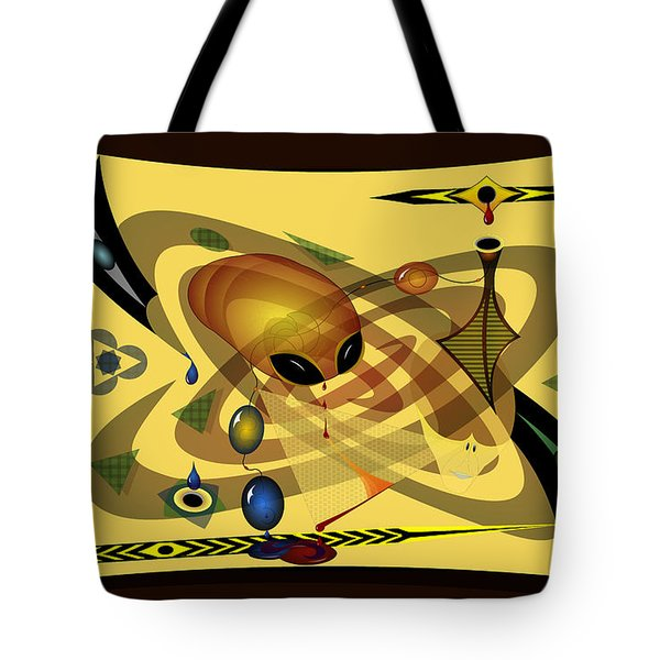 Encounter Tote Bag