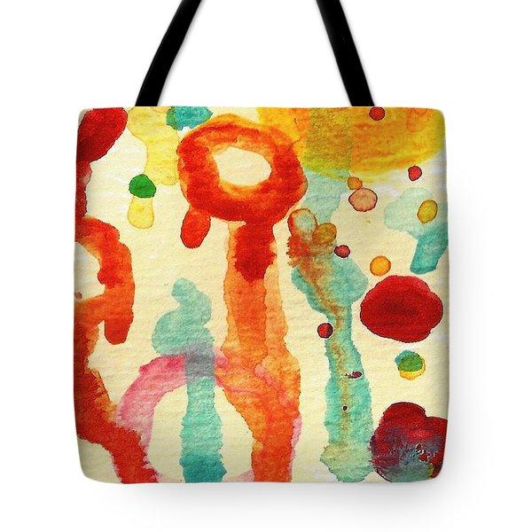 Encounters 1 Tote Bag by Amy Vangsgard