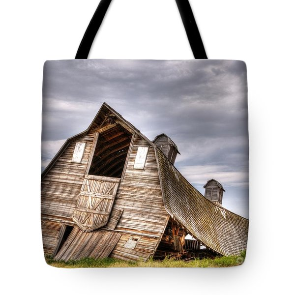 End Of An Era 4 Tote Bag