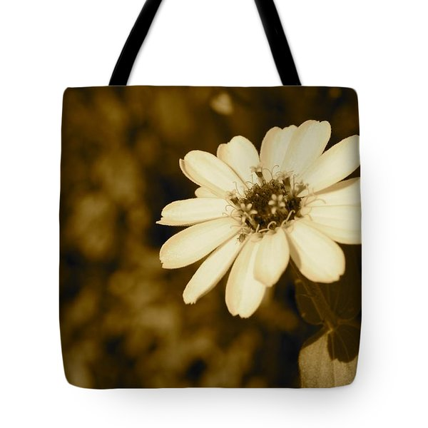 Tote Bag featuring the photograph End Of Season by Photographic Arts And Design Studio