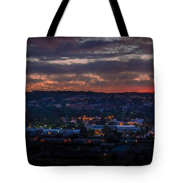 End Of Summer Tote Bag by Tim Bryan