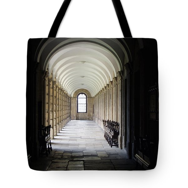 Tote Bag featuring the photograph End Of Term by Meaghan Troup