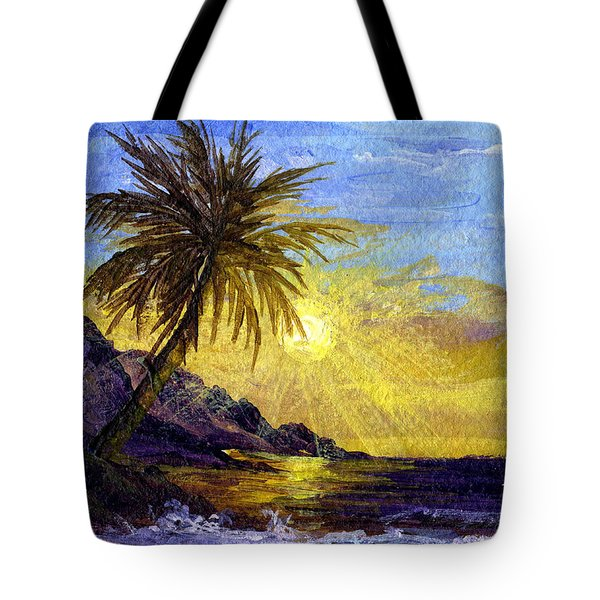 End Of The Day Tote Bag by Darice Machel McGuire