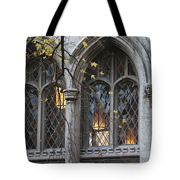 End Of The Mile Tote Bag