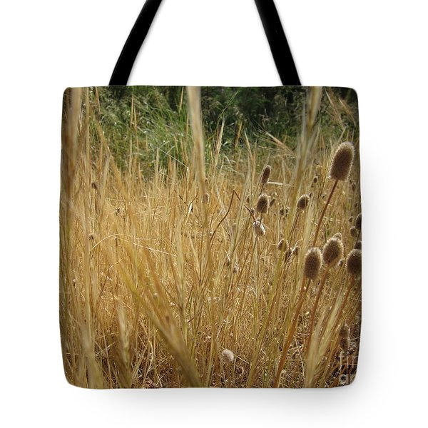 End Of The Spring Tote Bag