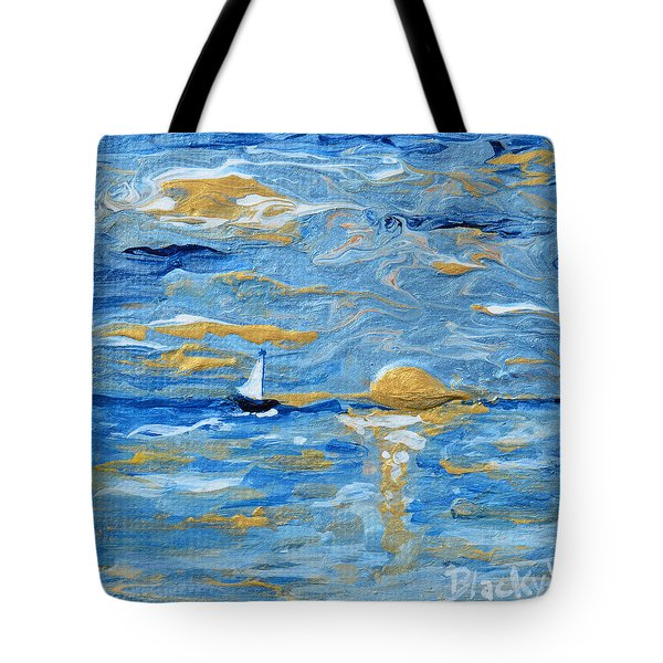 End Of The Storm Tote Bag
