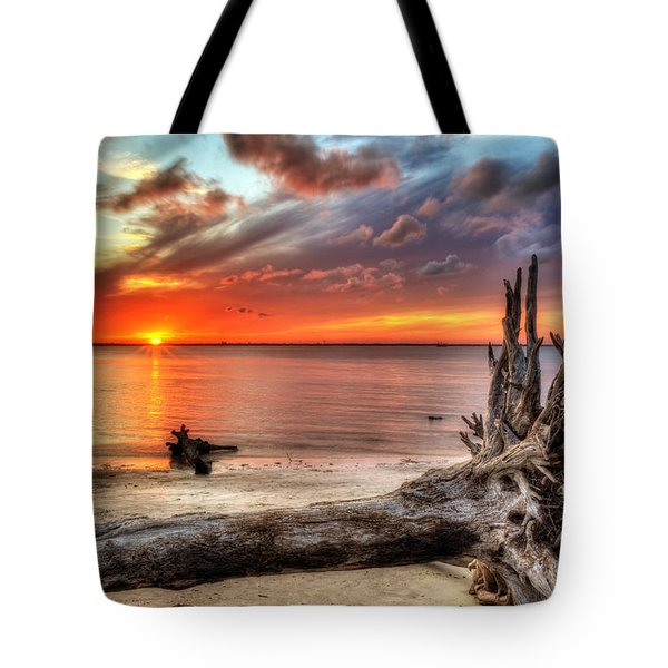 Endings Tote Bag