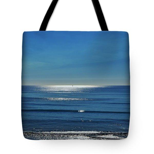 Endless Ocean  Tote Bag