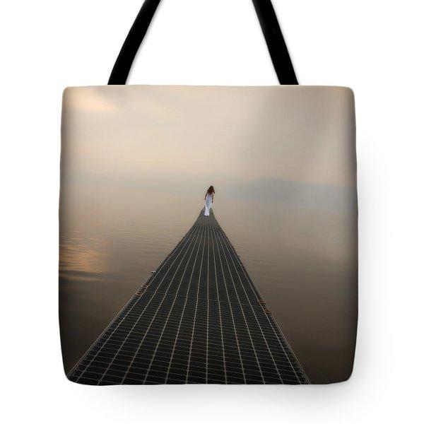 Endlessly Tote Bag by Joana Kruse