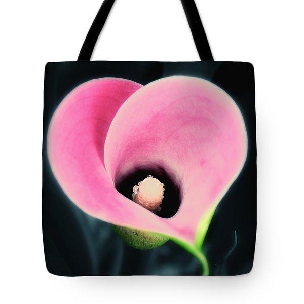 Enduring Heart Tote Bag
