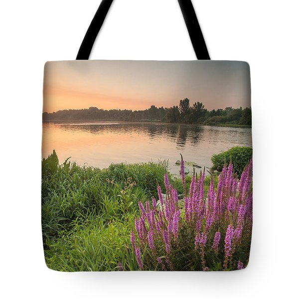 Energize Tote Bag by Davorin Mance