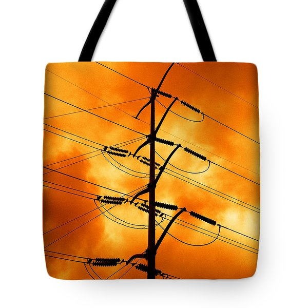 Energized Tote Bag by Don Spenner