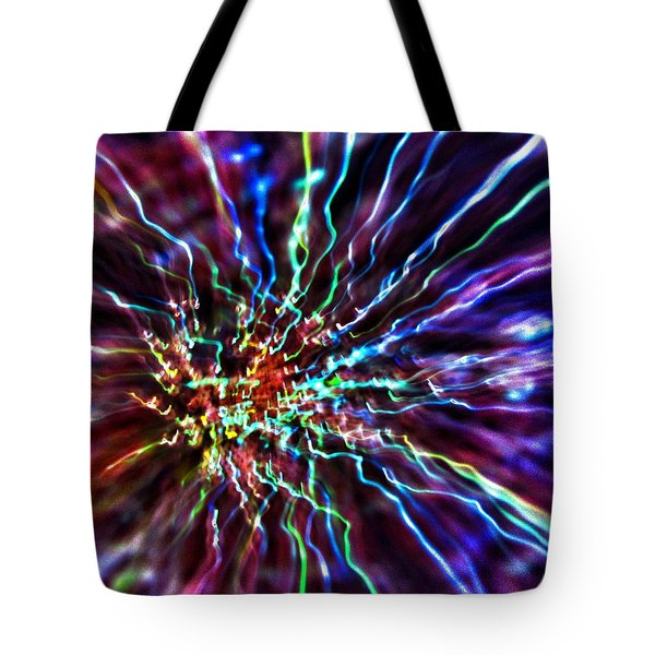 Energy 2 - Abstract Tote Bag