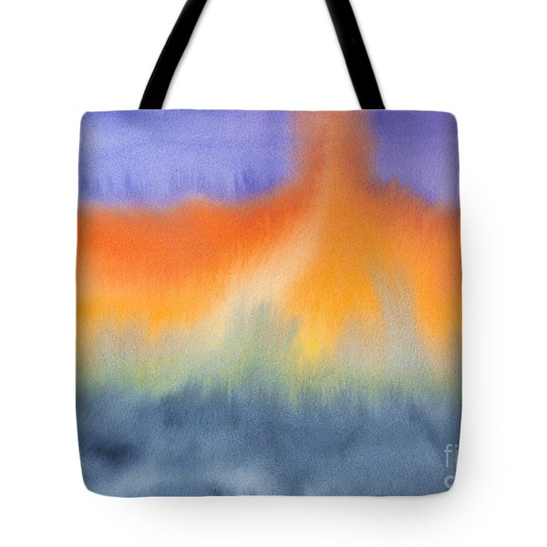 Tote Bag featuring the photograph Energy Force by Susan  Dimitrakopoulos