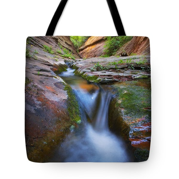 Energy Tote Bag by Peter Coskun