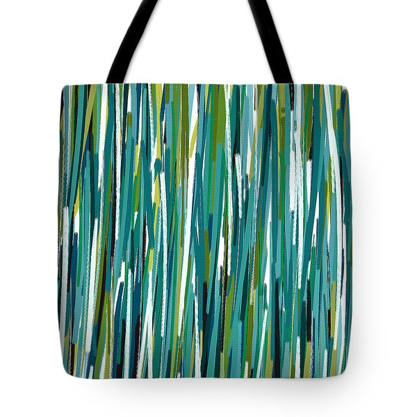 Energy Rises Tote Bag by Lourry Legarde