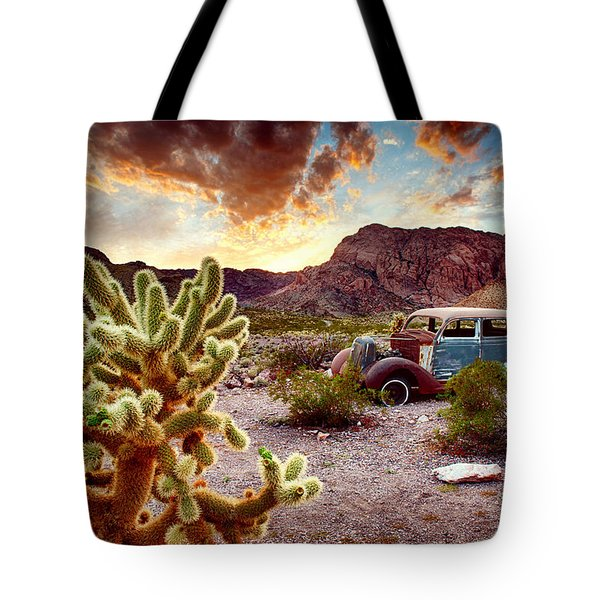 Engine Trouble Tote Bag